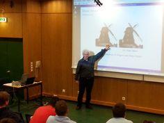 "Erasmus IP'14 | ""Steganography and Digital Investigations"" | 29 de abril - 'Steganography Lecture'"