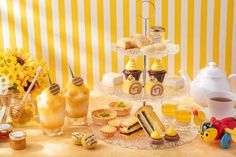 5 Unusual (And Remarkably Delightful) Afternoon Teas To Try In Tokyo - Savvy Tokyo Afternoon Tea, Bakery, Honey, Sweets, Party, Desserts, Food, Teas, Fashion News