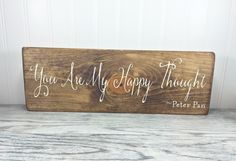 A personal favorite from my Etsy shop https://www.etsy.com/listing/258735071/peter-pan-nursery-decor-little-boys