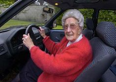 http://www.dontcallmegrandma.com/2015/10/28/funny-grandma-drive-the-car/ #DontCallMeGrandma #Grandma #GreatGrandma #FunnyGrandma