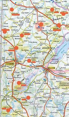 Mappy Monday - Levin, Dommin, Mecklenburg-Vorpommon, Germany #genealogy