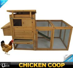 ##$$## Buy Cheap Frugah New Deluxe Wooden Chicken Coop Hen House Little Pet Comfortable House by Franklin Pittmann (Franklin) on Myspace