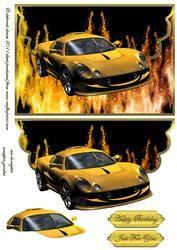 Flamin Hot Wheelz