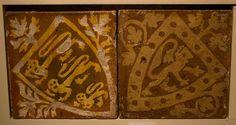 Medieval tiles | Flickr - Photo Sharing!