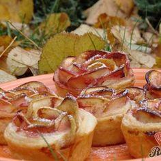 Cuketové komínky s mozzarelou a slaninou – mamarecepty