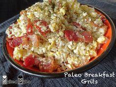 Paleo Breakfast Grits