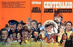 "MANGA CLASSICS - ""Centennial"" a TVE-1 - TV Classics Stephanie Zimbalist, Robert Vaughn, Donald Pleasence, Pernell Roberts, Robert Conrad, Richard Chamberlain, Mark Harmon, Centenario, Tv Series"