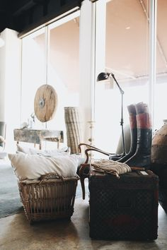 Boots and baskets and more in our Houston store. Georgia Brown Home by Shane Brown. Antique finds and custom home design. http://www.bdantiques.com/