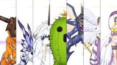 All 240 Digimon in Digimon Story: Cyber Sleuth