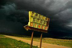 Truck Stop Diner by jwoodphoto, via Flickr