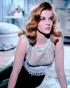 23 year old Ann Margret in 'Kitten with a Whip' 1964.  (And, no, Lindsey Lohan is NOT the next Ann Margret, people!)