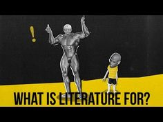 VIDEO: How Literature Can Improve Your Life | Electric Literature