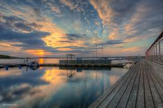 One of my shots from Lysekil