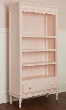 Newport Cottages Celine Bookcase traditional toy storage