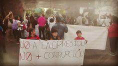 #Tlalpan #CiudadDeMéxico   Solidaridad con el movimiento magisterial en la escuela primaria Patria y libertad y Miguel Ramírez castañeda  #Nochixtlan #RechazoReformaEducativa #NoRepresiónContraMaestros