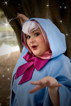 * Fairy Godmother (and many, many, many more awesome costumes)
