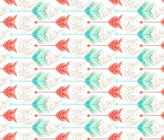 .a shot in water. fabric by bulldogsandbabies on Spoonflower - custom fabric