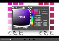 A video lesson in color theory to determine what is a tone, tint, shade, or hue.  You will find you have numerous options in your color selections.  Who doesn't like options? Courtesy of Marlys Livingston.  PIN IT AND LIKE IT if this is helpful.