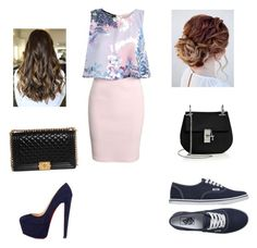 """""""Formal and semi formal"""" by breanna0033 on Polyvore"""