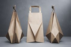 the classic paper bag. in the future.