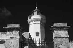 Capo Zafferano Lighthouse #blackandwhite #lighthouse #Nikon #photography #Tamron