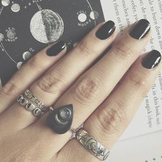 love the rings                                                                                                                                                                                 More