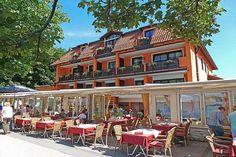 Restaurant am Ammersee Bayern wird vermietet - GASTRO Portal Restaurant, Lokal, Street View, Outdoor Decor, Nature, Patio, Bayern, Moving Costs, Townhouse