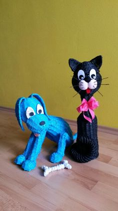 O mačičke a psíčkovi :-)