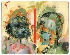 Sketchbook Paintings by James Jean