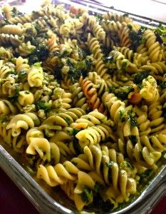 Penne With Kale And Onion Recipe