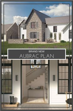 Check out the blog for an exclusive inside look at the Aubrac plan, plus the architect's inspiration!