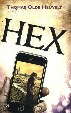 bol.com | HEX, Thomas Olde Heuvelt | 9789024560257 | Boeken