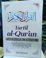 Toko Buku Sang Media : Tartil al Qur an untuk Kecerdasan dan Kesehatanmu