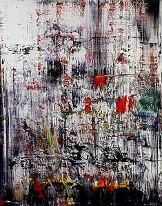 By Gerhard Richter