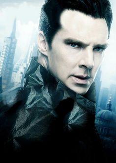 Benedict as John Harrison.