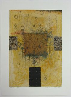 Category -- Painting    D-23. July 2010    Artist:	Takahiko Hayashi  Description:	    Issued:	2010  Medium:	painting, collage