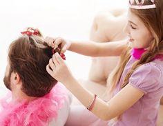 Envie d'être coiffée comme une vraie princesse ?  Découvrez le Top Coiffure de CitizenKid ! ;) Fashion, Real Princess, Petite Fille, Headdress, Envy, Hair, Kid, Moda, Fashion Styles
