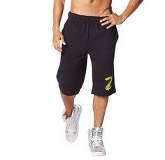 Slip into something FUN-ky with the all-new Get Funked Up Zumba Shorts. Front side pockets let you store all your goods !