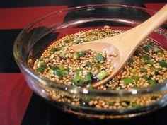 簡単♡おウチ湯豆腐のタレ