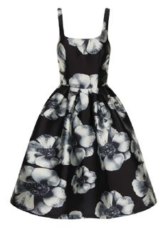 **Chi Chi London Floral print midi dress - Dorothy Perkins