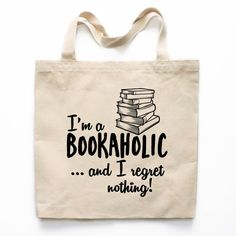 """""""I'm a bookaholic.and I regret nothing"""". I Love Books, Books To Read, My Books, Book Lovers Gifts, Book Gifts, Book Memes, Book Quotes, Bookworm Quotes, Reading Quotes"""