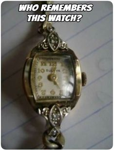 e1f2e5488e6 I received a watch like this from a family member and my parents thought I  was