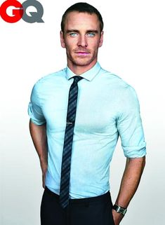Forget Christian Grey. He should be the next James Bond. He's kind of my new obsession.
