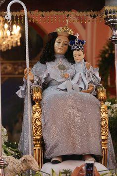La Divina Pastora, la virgen que llegó por error y nunca quiso irse