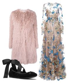 """""""Outfit 5"""" by catalina-londonoa on Polyvore featuring moda, RED Valentino y MICHAEL Michael Kors"""