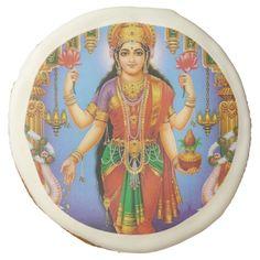 diwali-goddes sugar cookie religous, hindu, indian, diwali, festival, party, celebration, luxmi...read more
