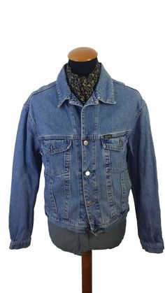 Vintage DIESEL JEANS JACKET Stars Series men's jacket .......... q2ZUtqJ