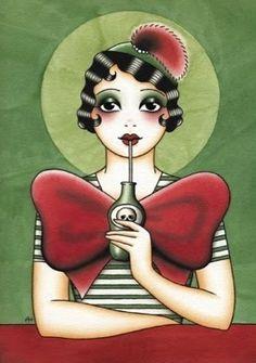 """Lina"" by Angelique Houtkamp"