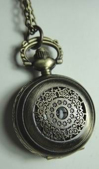 who ever i marry needs to be prepared to get a lot of pocket watches because i will get one for him when ever i see one that i like.  pocket watches are hot