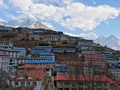 A room with a view in Namche Bazar.  #namchebazar #namchebazaar #nepal #nepal #nepal #nepal8thwonder #dktm #nepalphotoproject #nepalgram #instanepal #dutourdumonde #mountainview #mountainlife #himalayas #himalayan #aroomwithaview